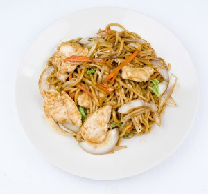 China Star Chicken Lo Mein