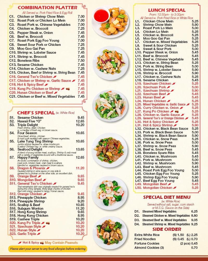 Ming Garden Kenosha Ming Garden Chinese Restaurant